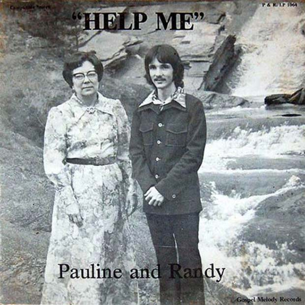27 Bad Album Cover - The Worst of the Funny ~ Pauline and Randy Help Me