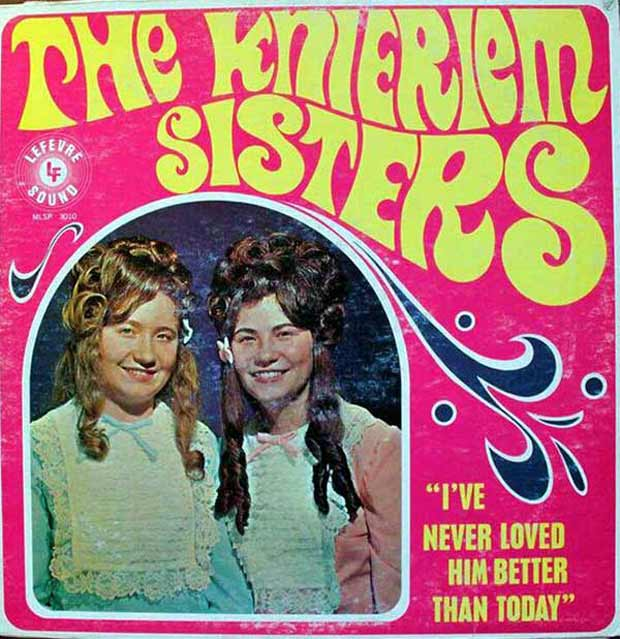 27 Bad Album Cover - The Worst of the Funny ~ The Knieriem Sisters I've Never Loved Him Better Today