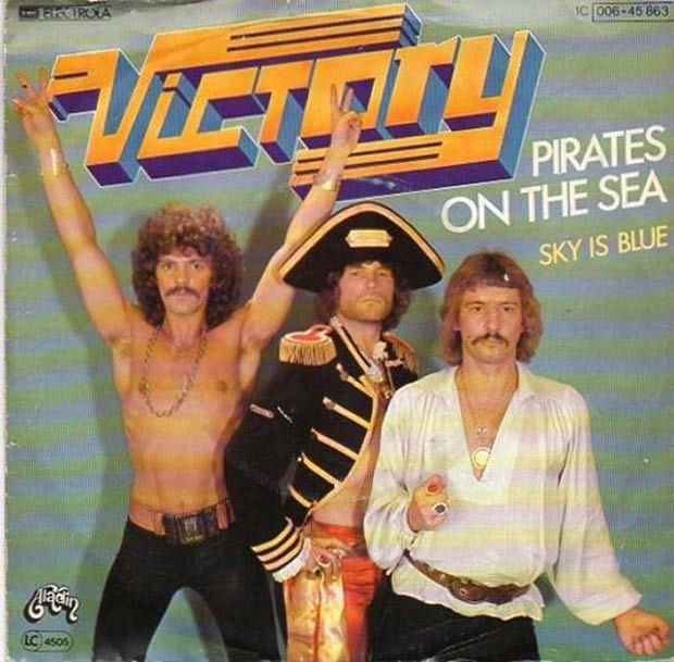 27 Bad Album Cover - The Worst of the Funny ~ Victory Pirates of the Sea
