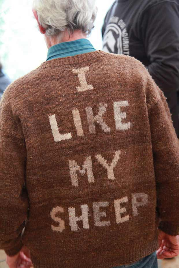 Adult Humor ~ 31 Funny Memes and Pics ~ Male Fashion Fails ~ I like my sheep sweater