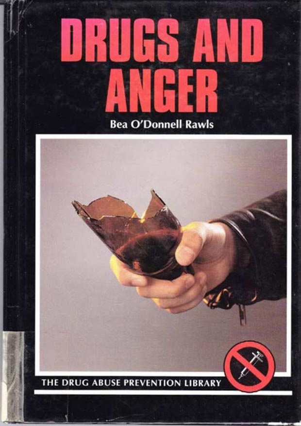 Drugs and Anger ~ Strange book covers ~ 33 Funny Pics and Memes best