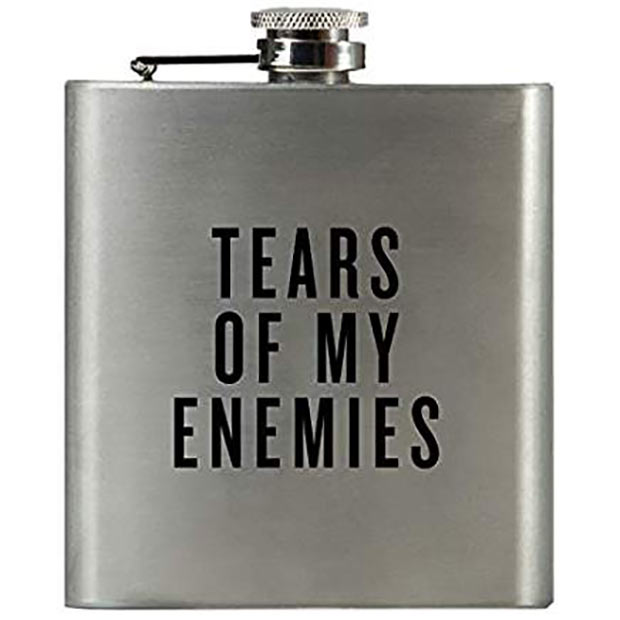 20 Hilarious Christmas Gifts for under $20 – Tears of My Enemy Flask