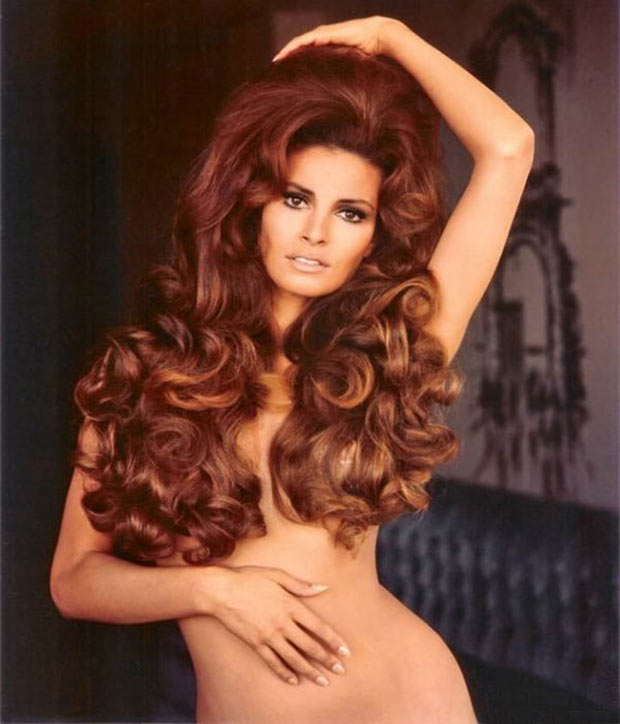 35 Funny Memes and Random Pics to Boost Your Humor Level... vintage pinup, Raquel Welch 1960s
