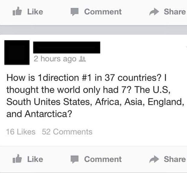 34 Stupidest People on Social Media