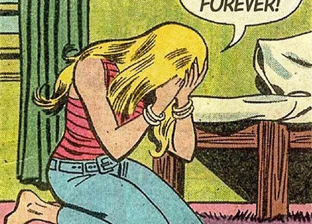 33 Funniest Memes and Pics for Weird and Humorous Souls ~ vintage comic panel frame wasting my life takes forever
