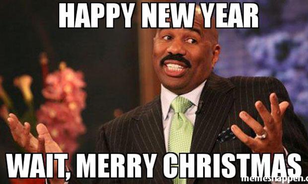 merry christmas funny meme