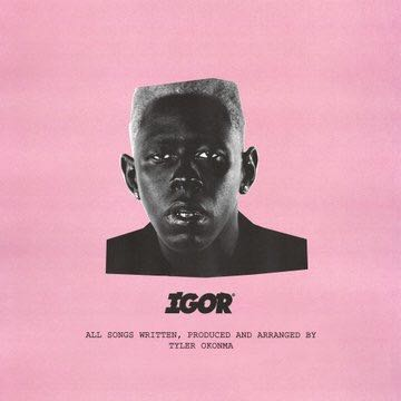 IGOR by Tyler, the Creator