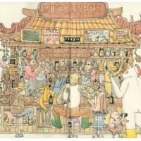 introducing the creative world of Mattias Adolfsson