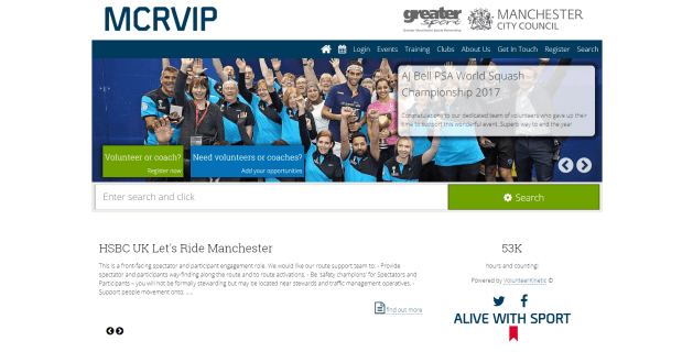 TeamKinetic ENTERPRISE - MCRVIP - Screenshot