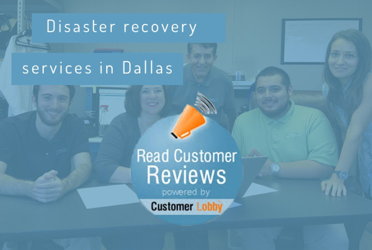 disaster recovery services in Dallas