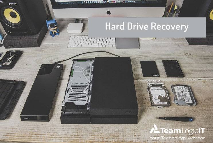 hard drive recovery services in Dallas