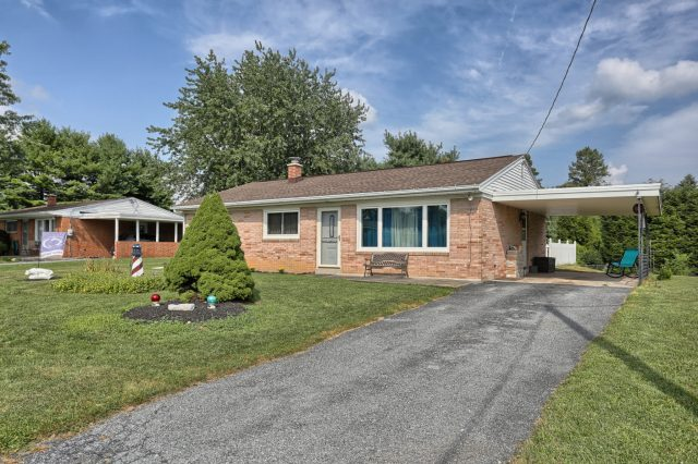 1434 Jody Avenue, Lebanon PA - Front of Home 2