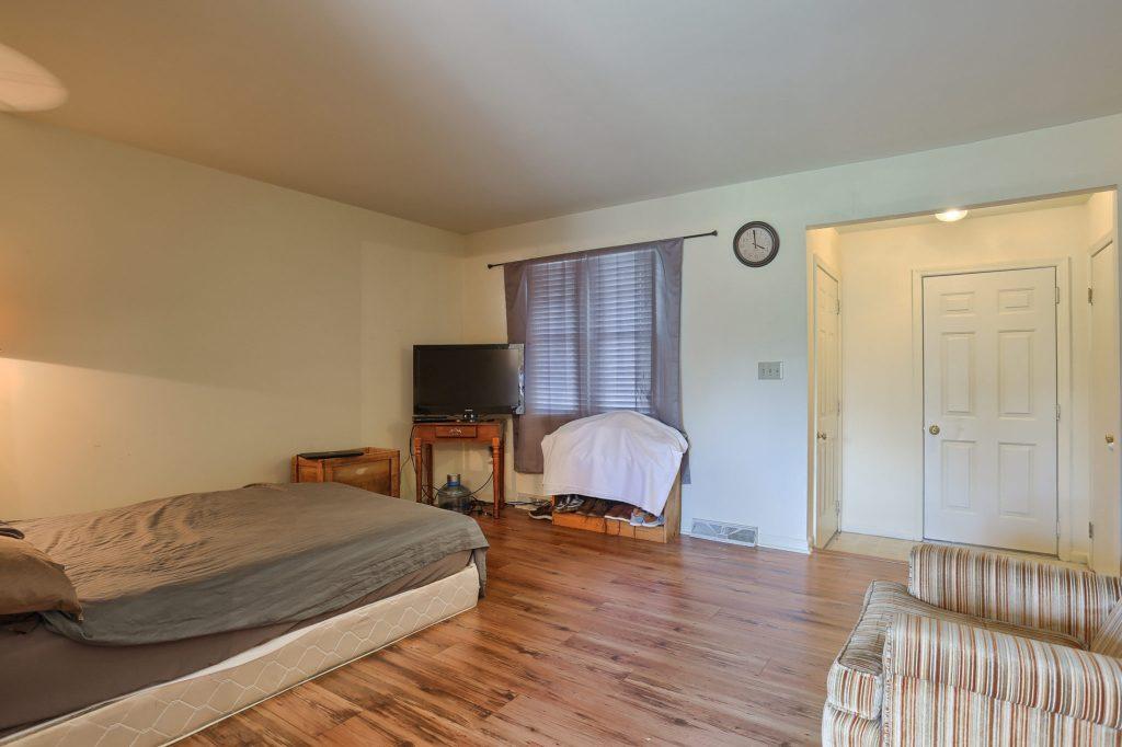 2160 Walnut St. - Living Room