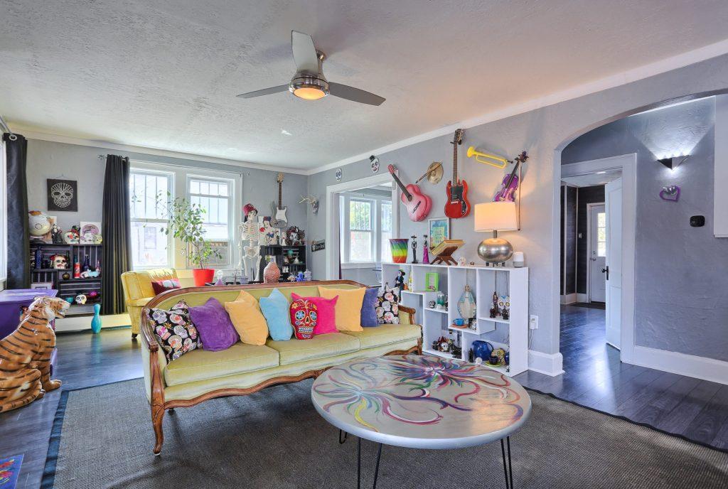 Living Room 3 - 3700 N. 2nd Street