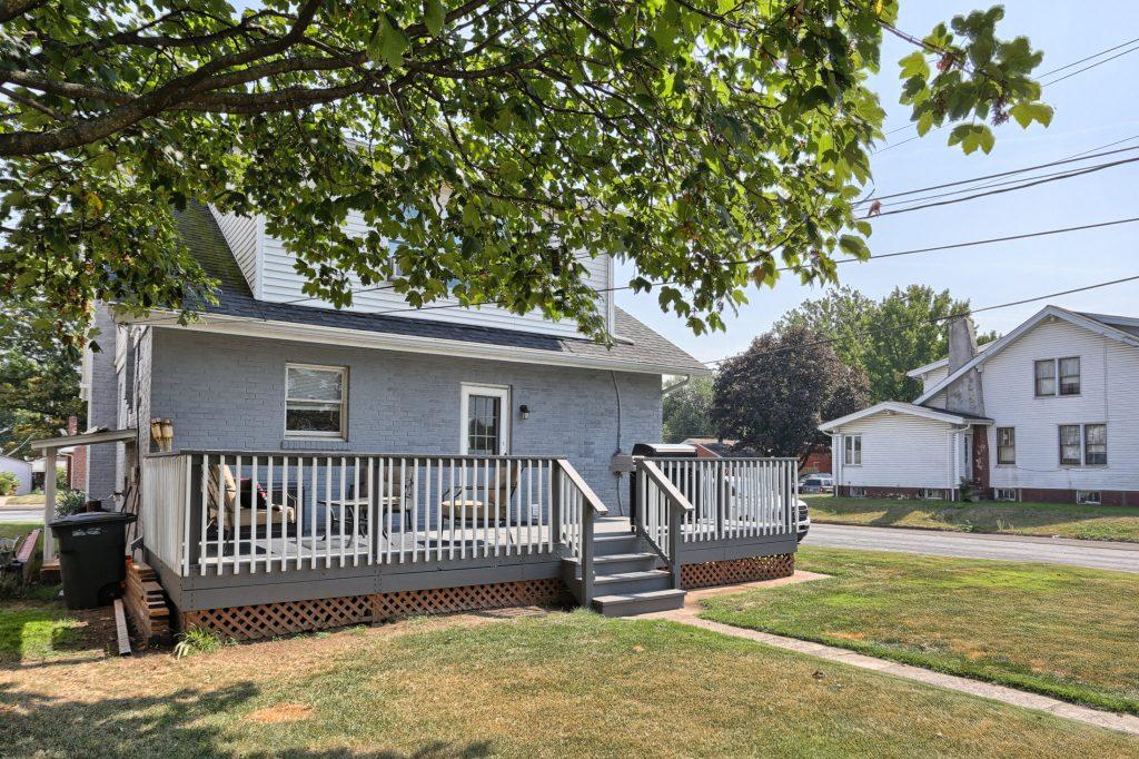Back of home 1 - 3700 N. 2nd Street