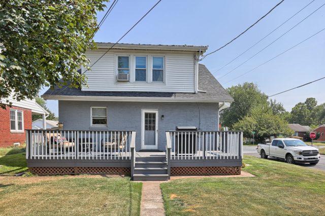 Back of home 2 - 3700 N. 2nd Street