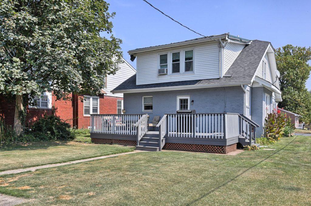 back of home 3 - 3700 N. 2nd Street