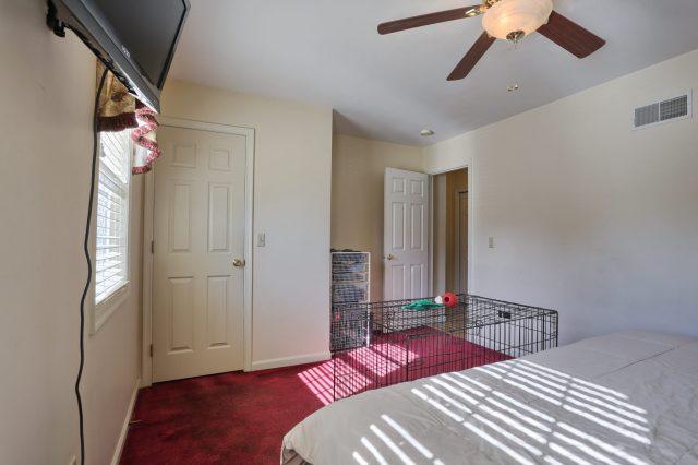 594 Cloverbrook Dr - Bedroom 1 and closet