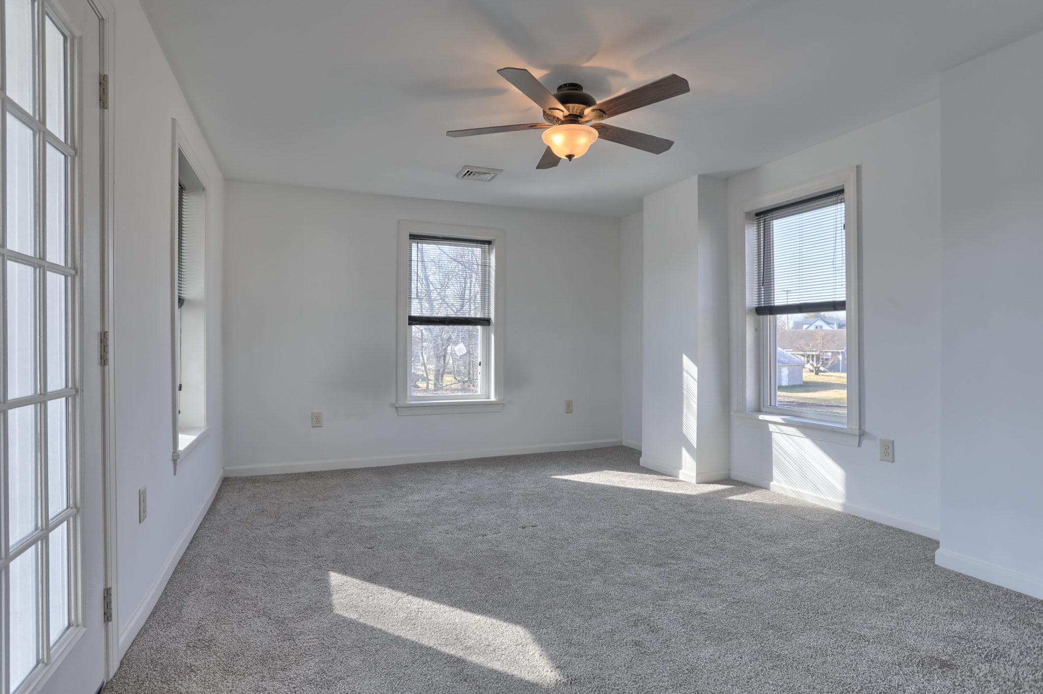 12 E. Center Ave. - Master Bedroom