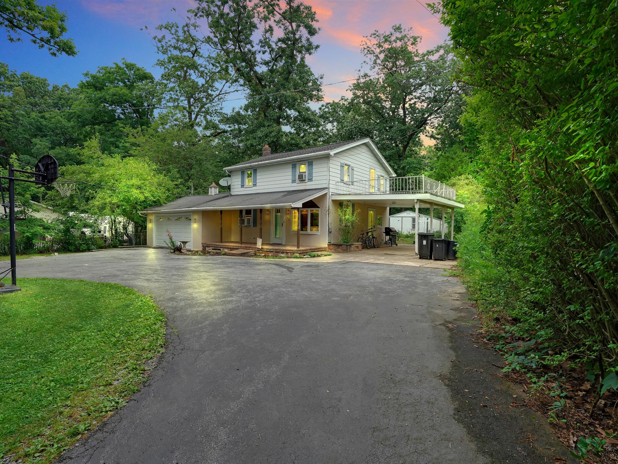Welcome to 850 Prescott Drive, Lebanon PA - providing a wooded setting with convenience