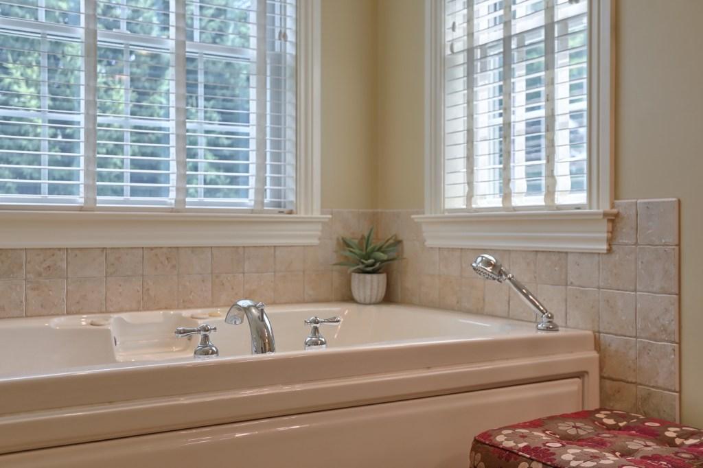 233 Troon Way - Master Bathroom Tub