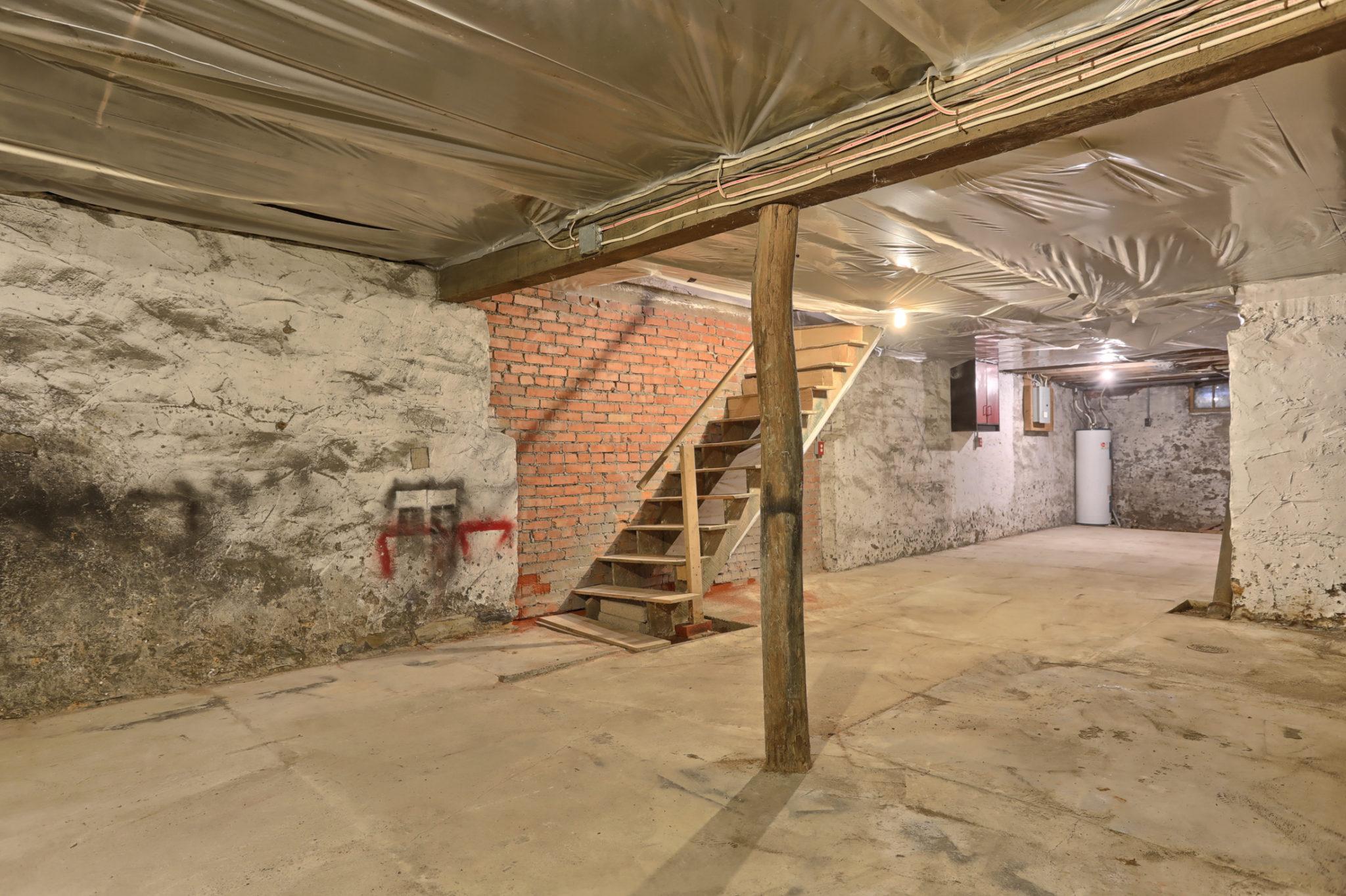 12 E. Maple Avenue - Basement