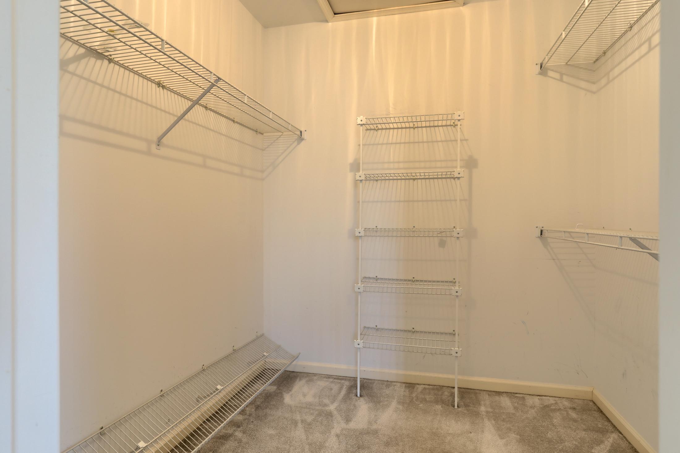 26 W. Strack Drive - Main bedroom closet
