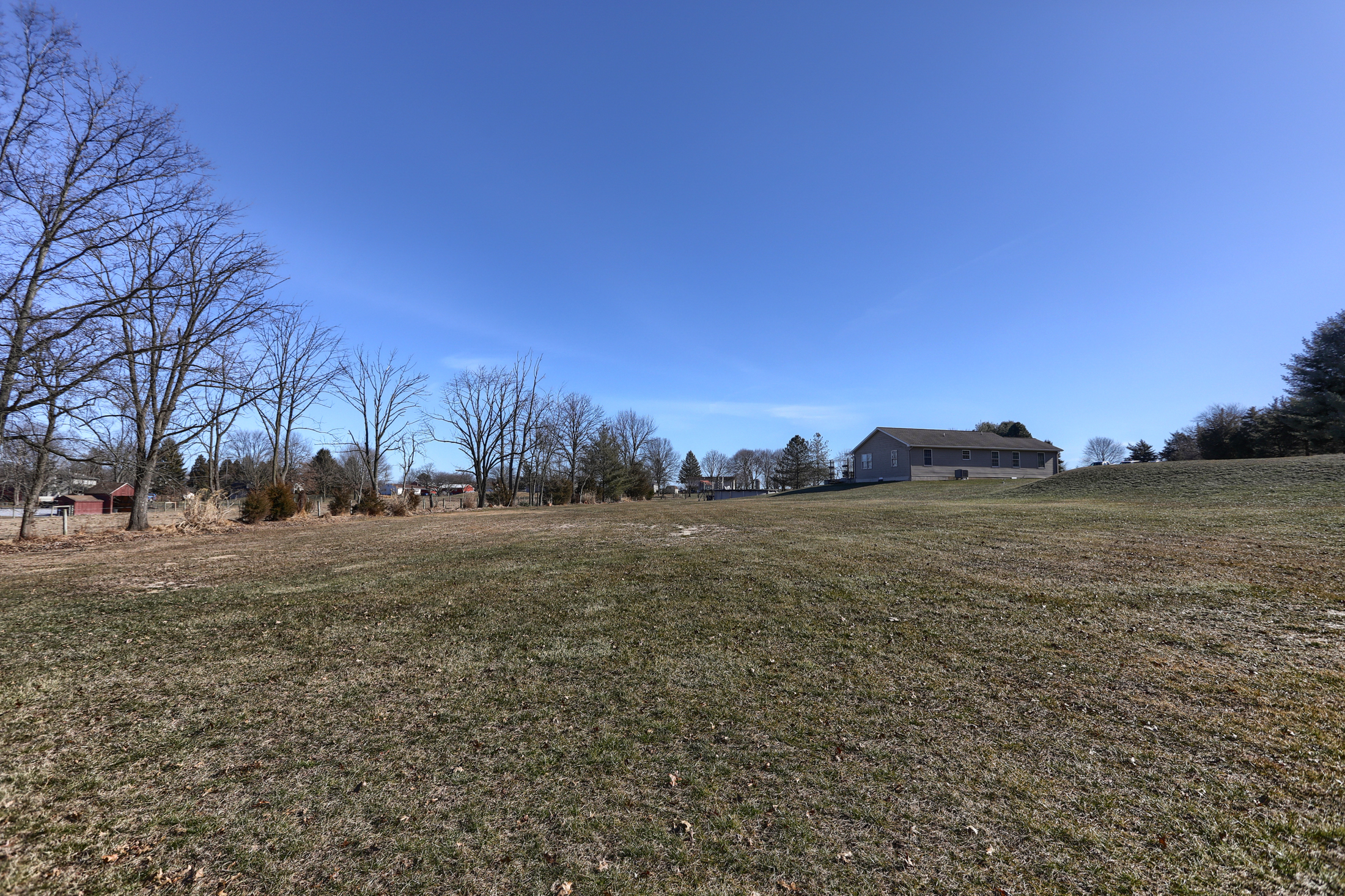 26 W. Strack Drive - yard (ELCO Home with land)2