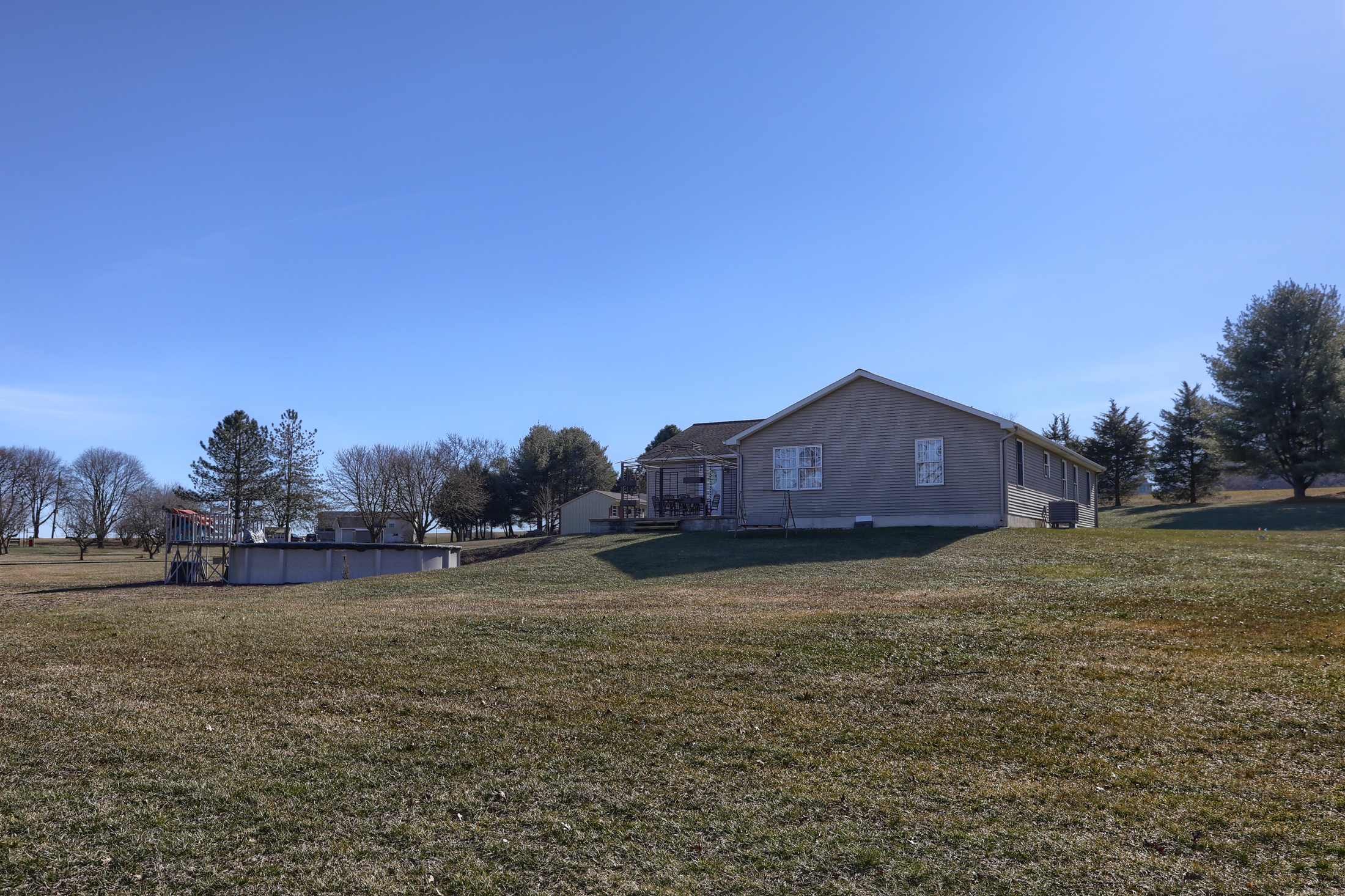 26 W. Strack Drive - yard 3 (ELCO home with Land)