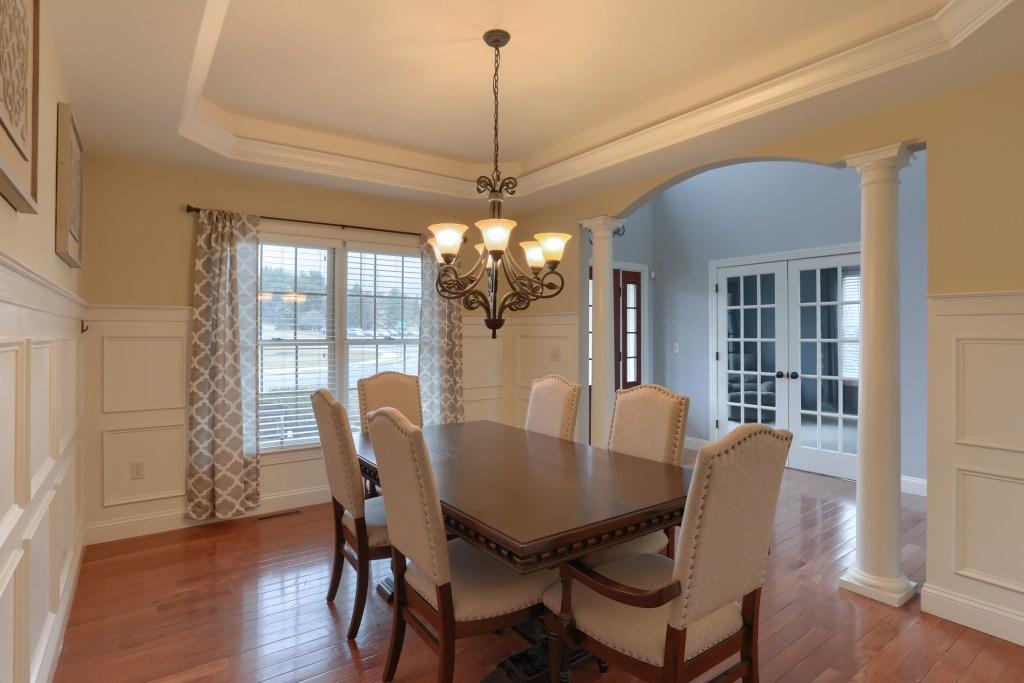 2000 mallard lane - dining room