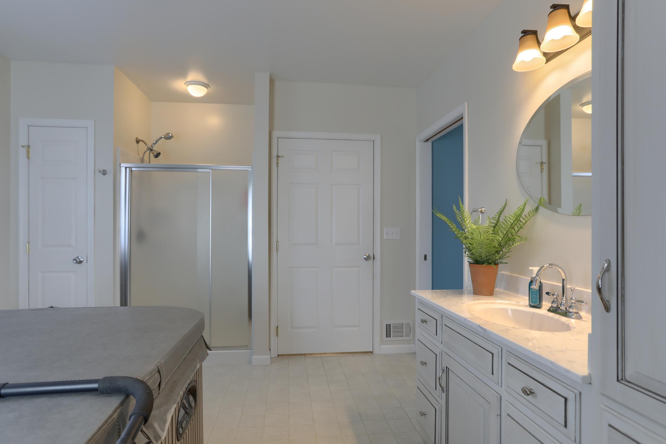 285 Strack Drive - Master Bathroom 2