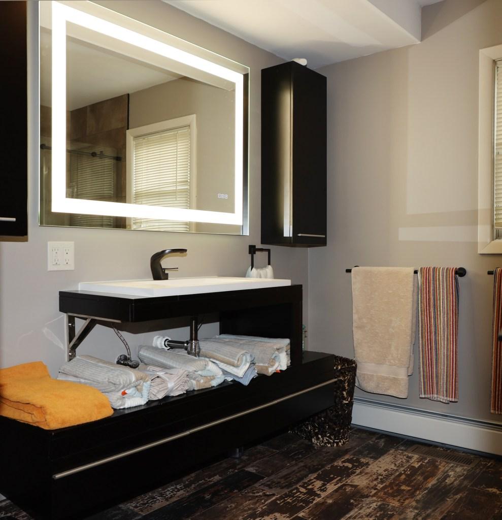1 brandthaven drive - main bathroom vanity