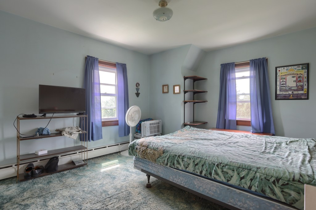 17 E. Hill Street - 2nd Bedroom