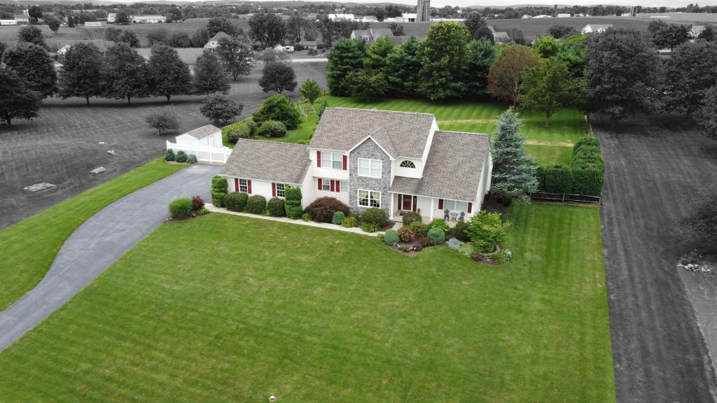 20 Norma Lane, Richland PA 17087 - custom home with scenic views for sale by the Emmily Longenecker Team