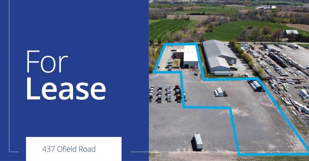 437-441 Ofield Road South, Dundas - For Lease - 15,811 SF