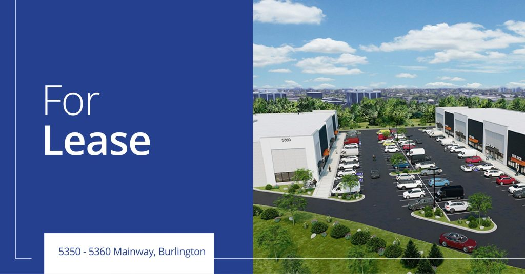 5350-5360 Mainway - For Lease - Colliers