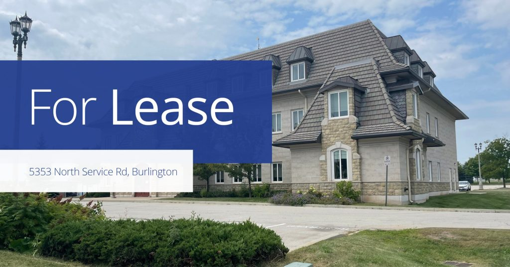 5353 North Service Road - For Lease - Colliers