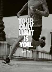 Only limit is YOU 434x600