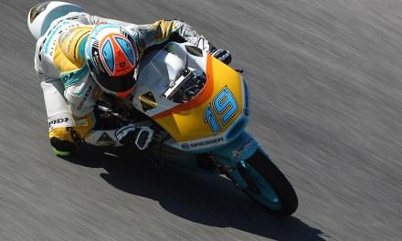 Test privado en el circuito de Cheste para los pilotos del RBA Racing