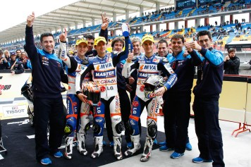 125 carrera accion T 28,29y30 de abril de 2006 Circuito de Estambul