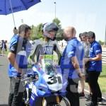 La parrilla de Superbike de Albacete al completo