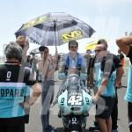 Marcos Ramírez al mundial de Moto3