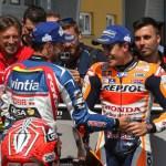 Fantástica primera línea para Héctor Barberá en Sachsenring