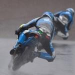 Complicada carrera para el Team Sky Racing VR46
