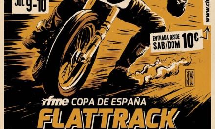La RFME Copa de España de Flat Track se estrena este fin de semana en Valencia
