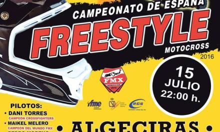 Algeciras recibe al nacional de Freestyle