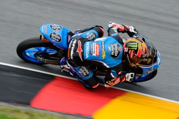 Canet, German Moto3 2016