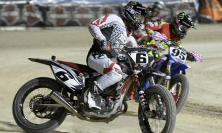 El Circuit estrena la RFME Copa de España de Flat Track