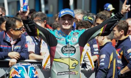 Miller motivadísimo ante el reto de Sachsenring