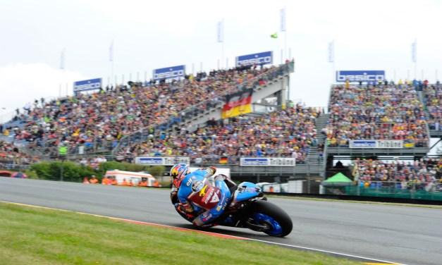 Miller lucha por el podio en una sensacional batalla de MotoGP en Sachsenring